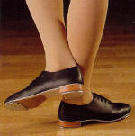 Capezio Coppola Jazz Tap Shoes