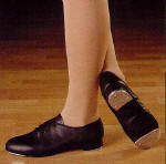 Capezio CG06 Split-Sole Tap Shoes